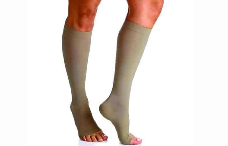 para que serve as meias de compressão