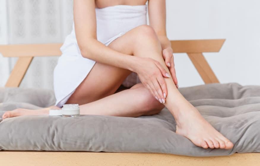 Cremes para as pernas: como mantê-las hidratadas  macias?
