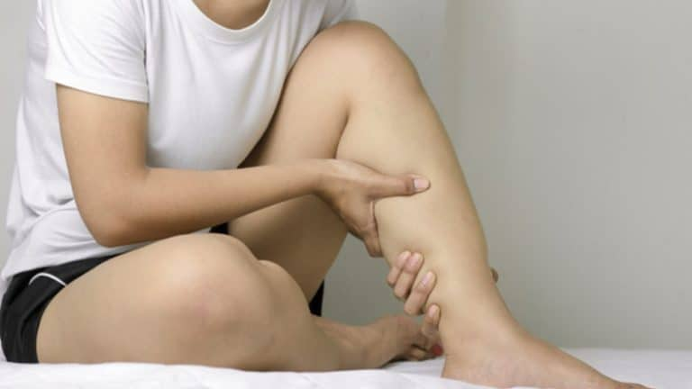 dor na batata da perna